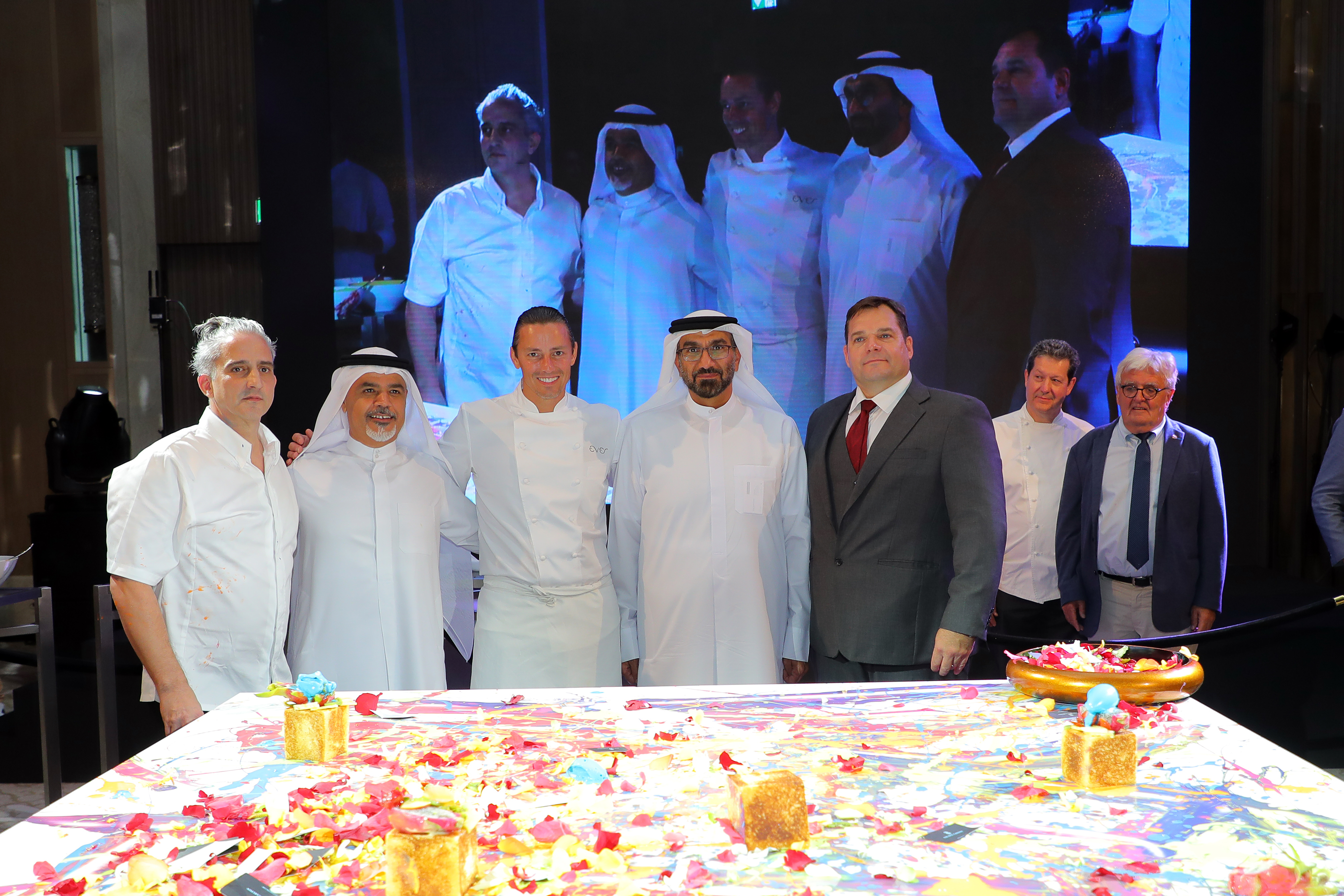 Emirates Flight Catering and Cuisine Solutions Host Launch Event at Mandarin Oriental Hotel in Dubai